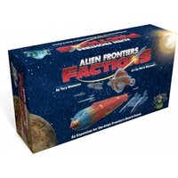 Alien Frontiers Factions 4th Edition Expansion
