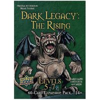 Dark Legacy: The Rising Levels 5-7 Card Game Expansion