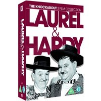 Laurel And Hardy Knockabout Collection Boxset DVD