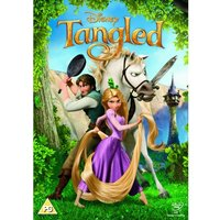 Disney Tangled DVD