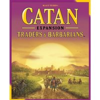Catan Traders & Barbarians Expansion 2015 Refresh Board Game