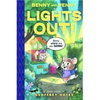 Benny and Penny in Lights Out Toon Books Level 2