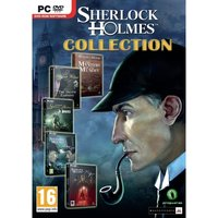 Sherlock Holmes Collection Game