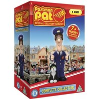 Postman Pat SDS Complete Collection DVD