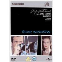 Rear Window (Hitchcock 1954) DVD