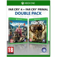 Far Cry 4 & Far Cry Primal Double Pack Xbox One Game