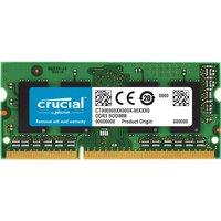 4GB Crucial DDR3 PC3-12800 1600MHz CL11 1.35V SODIMM for