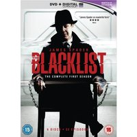The Blacklist Season 1 DVD
