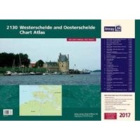 Imray Chart Atlas : Westerschelde and Oosterschelde : 2130
