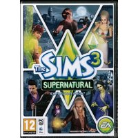 The Sims 3 Supernatural Expansion Pack Game