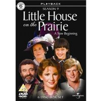 Little House On The Prairie: Series 9 DVD