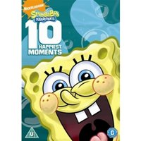 Spongebob Squarepants - 10 Happiest Moments DVD