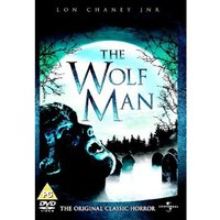 The Wolf Man (1941) DVD