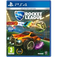 Rocket League Collector's Edition PS4 Game [2017]