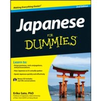 Japanese for Dummies, 2nd Edition with CD