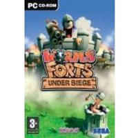 Worms Forts Under Siege Game