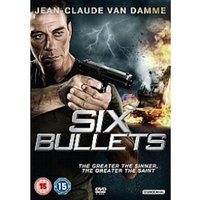 Six Bullets DVD