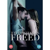 Fifty Shades Freed DVD + Digital Download