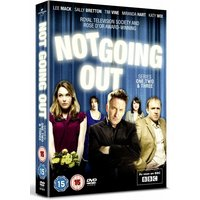 Not Going Out Series 1-3 DVD