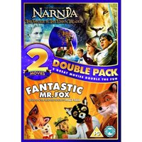 Chronicles Of Narnia / Fantastic Mr Fox DVD