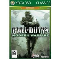Call Of Duty 4 Modern Warfare Game (Classics)