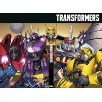 Tranformers Robots In Disguise Box Set