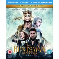 The Huntsman: Winter's War (Blu-ray & 3D)