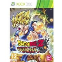 Dragon Ball Z Ultimate Tenkaichi Game