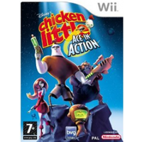 Disneys Chicken Little Ace In Action Game