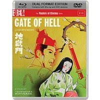 Gate Of Hell Jigokumon Blu-Ray & DVD