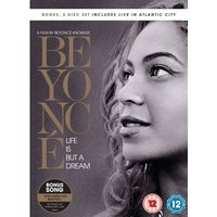 'Beyonce - Life Is But A Dream Dvd
