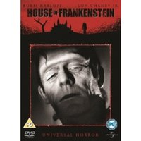 House Of Frankenstein DVD