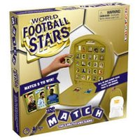 Top Trumps Match World Football Stars