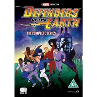 Defenders Of The Earth The Complete Series DVD