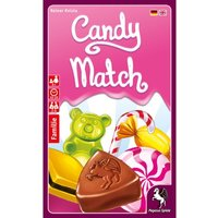 Candy Match Card Game