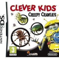 Ex-Display Clever Kids Creepy Crawlies Game