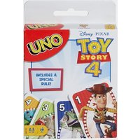 'Toy Story 4 Uno Card Game