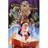 Grimm Fairy Tales: The Library TP