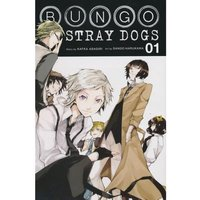 Bungo Stray Dogs Volume 1
