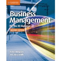 Business Management for the IB Diploma Coursebook by Alex Smith, Peter Stimpson (Paperback, 2015)