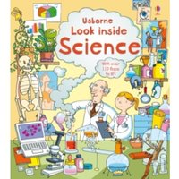 Look Inside Science by Minna Lacey (Board book, 2012)