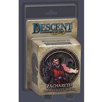 Descent Journeys in the Dark Second Edition Zachareth Lieutenant Expansion Pack Board Game