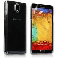 Yousave Samsung Galaxy Note 3 Hard Case - Crystal Clear