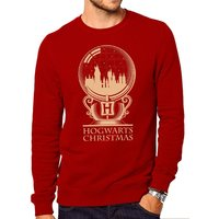 Harry Potter - Magical Time Men's X-Large Sweatshirt - Red