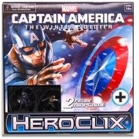 Heroclix Captain America The Winter Soldier Mini Game