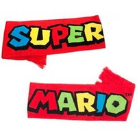 Nintendo Super Mario Bros. Knitted Scarf - Red
