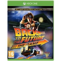 Back To The Future 30th Anniversary Xbox One Game