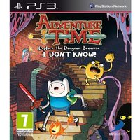Adventure Time Explore The Dungeon Because I Don't Know Game
