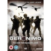 Codename Geronimo DVD