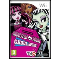 Monster High Ghoul Spirit Game